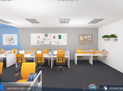 Thiết kế văn phòng Gobus