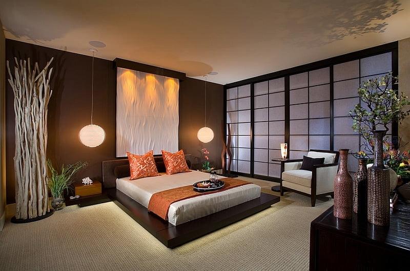 phòng ngủ đơn giản tinh tế