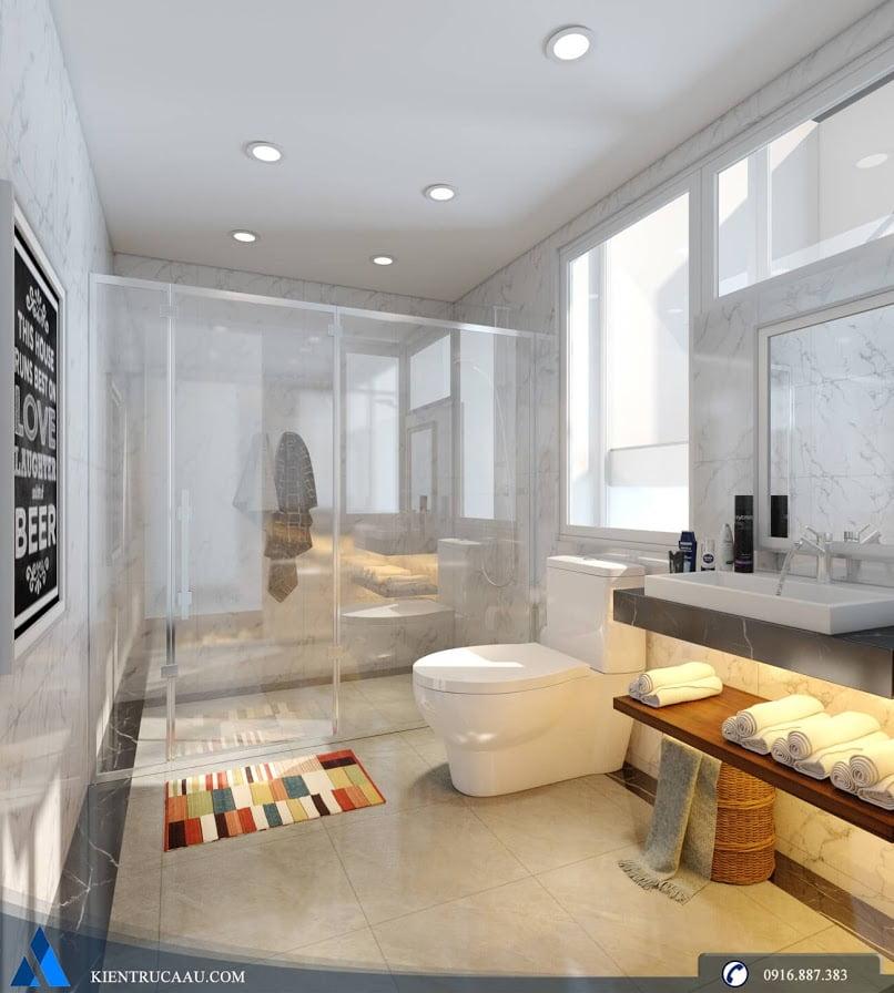 phòng tắm sang trọng tinh tế
