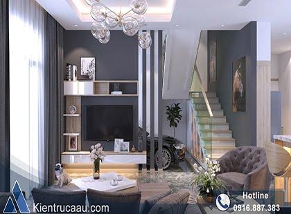 Thiết kế & Thi công biệt thự nhà a Thanh Vinhomes Imperia Hải Phòng