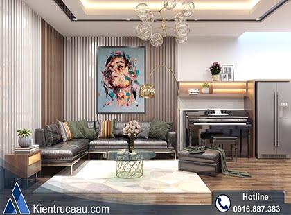 Thiết kế & thi công nhà phố a Ngọc - Thanh Hóa