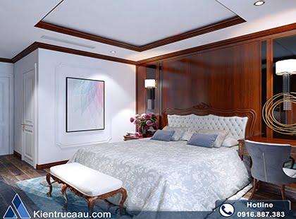 Thiết kế & thi công chung cư nhà chị Kim Anh - Royal City