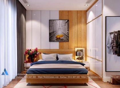 Phòng ngủ con nhà Anh Ngọc – Anh Đại