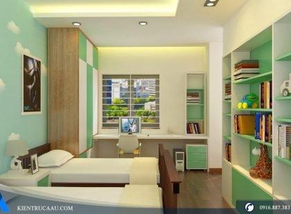 Phòng ngủ con nhà Anh Sáng – Anh Nam