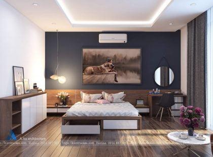 Phòng ngủ nhà A Anh – Tp.Thanh Hóa