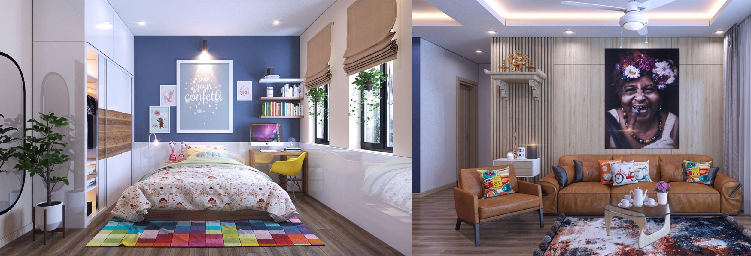 Tư vấn thiết kế nội thất hiện đại