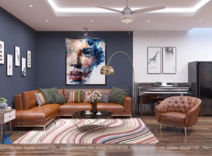 Phong cách kiến trúc hiện đại trong thiết kế nội thất