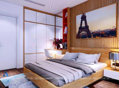Phòng ngủ chung cư Park City