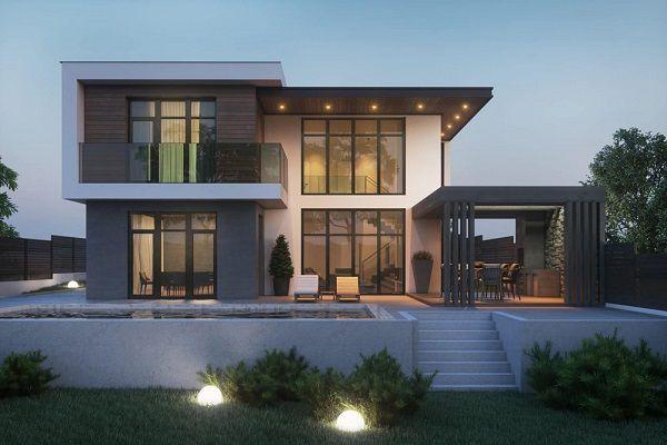 Báo giá thiết kế thi công nhà trọn gói