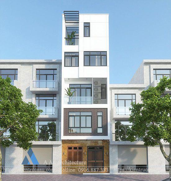 Thiết kế nội thất nhà phố 300m2